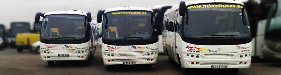 Microbus 25 Plazas