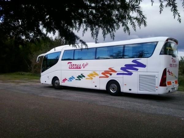 Autobus para boda, alquiler autobus para boda, alquilar autobus boda