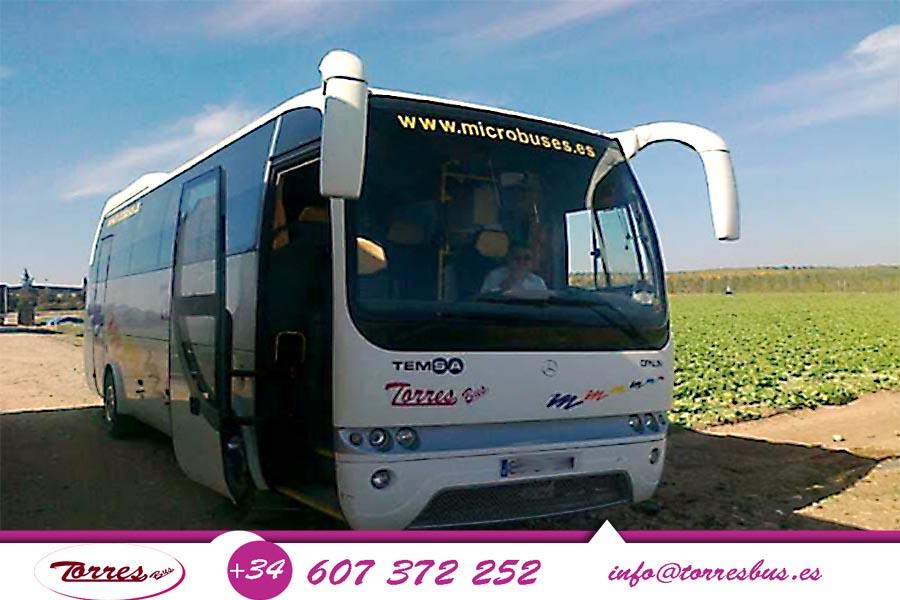 Alquilar Microbus Para Excursion