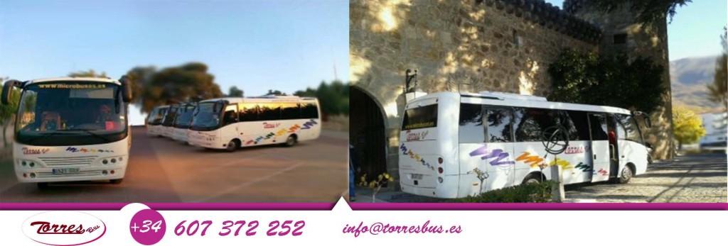 Microbus De Alquiler Por Madrid Para Excursion Microbuses Para Excursiones 1024x347