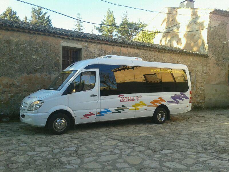 Alquiler De Microbus Precios