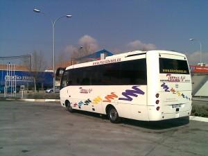 Alquilar Microbus En Madrid O Toledo 300x225