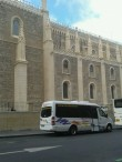 Alquilar microbus en Madrid o Toledo