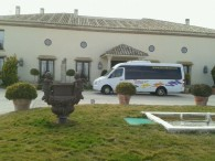 Alquiler de microbuses para bodas y eventos