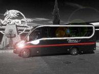 alquiler autobus 25 plazas: vehiculo para bodas
