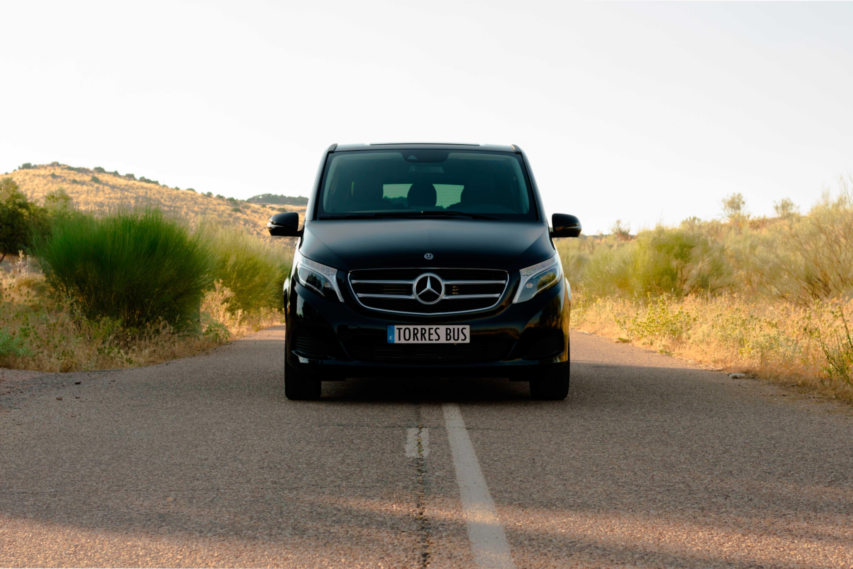 Minivan De Alquiler Por Madrid 1