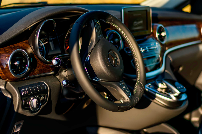 Sedan Minivan 7 Siete Plazas Mercedes Benz Madrid Alquiler Renta 1