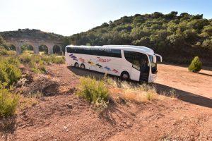 alquiler de microbuses minibuses autocares y autobuses en madrid
