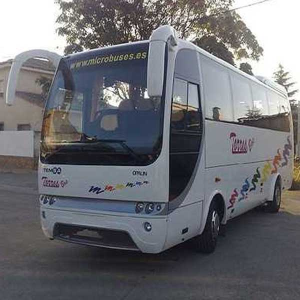 Microbus 30 Plazas