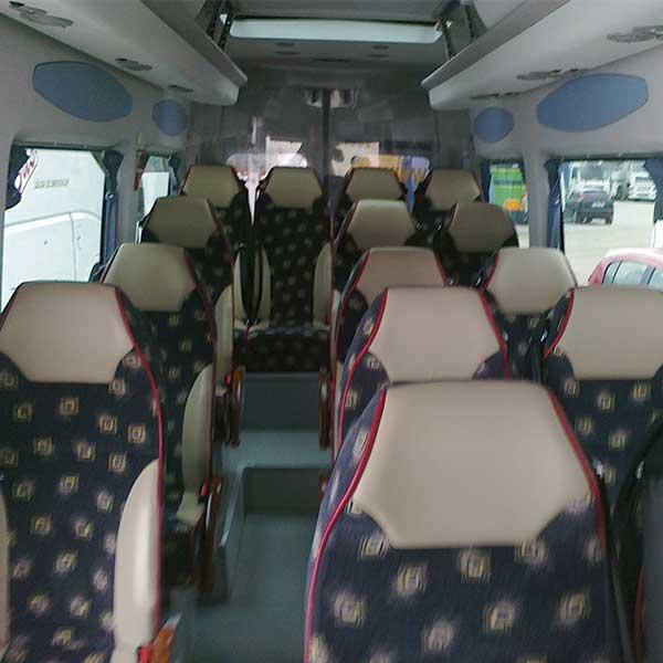 Minibus Barato Madrid