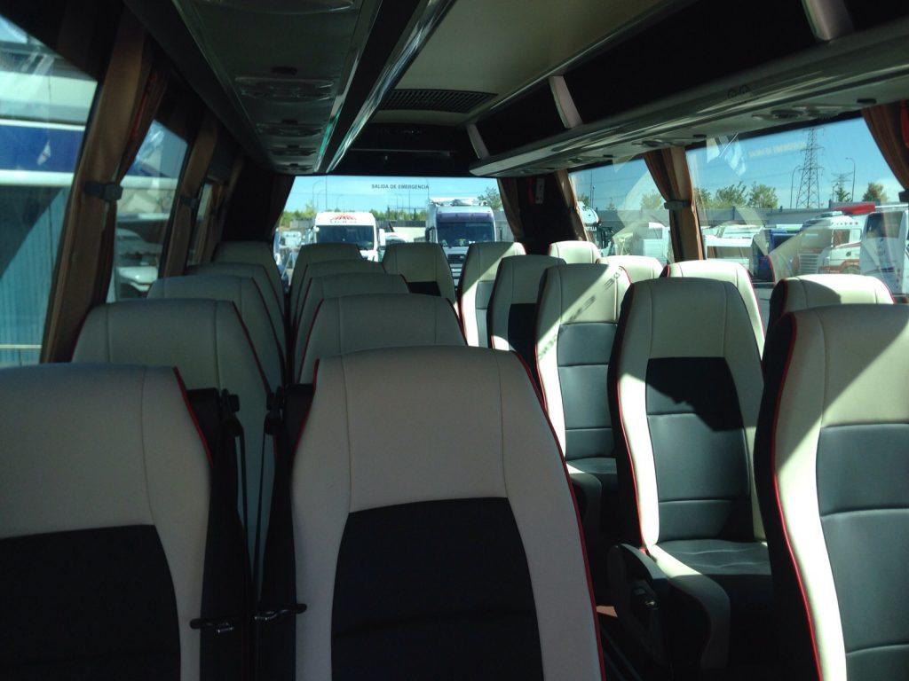 Nuevo Minibs Vip De 25 Plazas Mas El Conductor 21363658791 O 1024x768